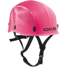 Edelrid Ultralight III Casco, rosa